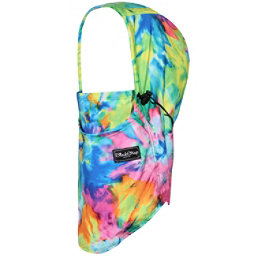 BlackStrap The Team Hood Prints Balaclava, Tie Dye, 256
