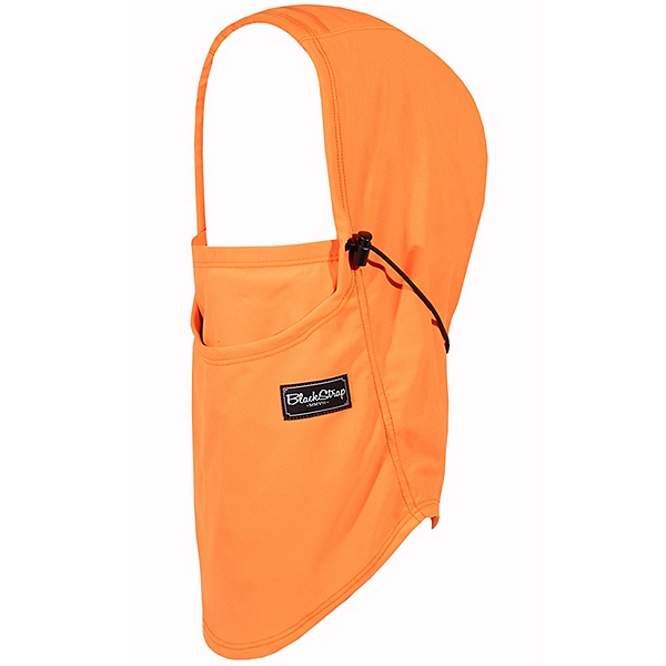 BlackStrap The Team Hood Balaclava, Bright Orange, 600