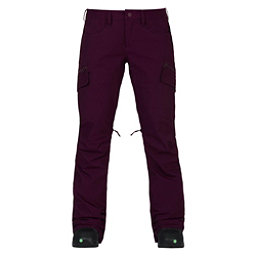 Burton Gloria Womens Snowboard Pants, Starling, 256