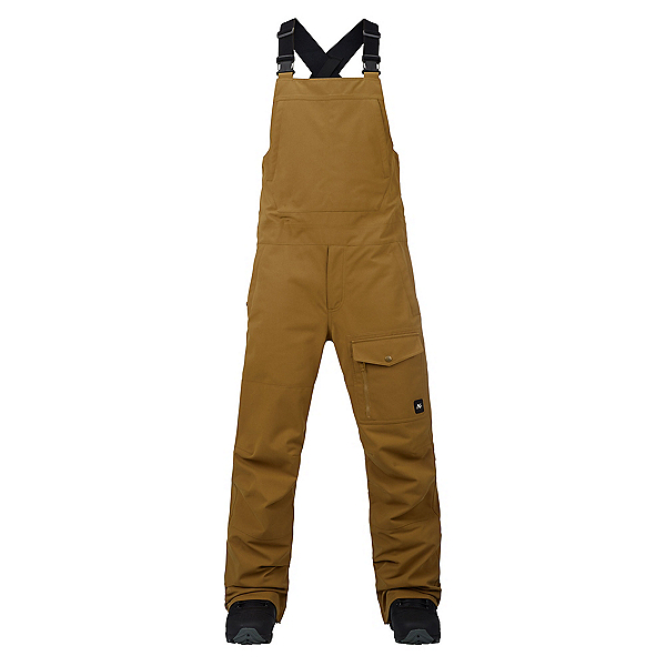 Burton Analog Breakneck Bib Mens Snowboard Pants, , 600