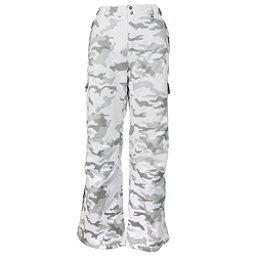 Arctix Classic Series Cargo Snow Camo Mens Ski / Snowboard Pants, Snow Camo, 256