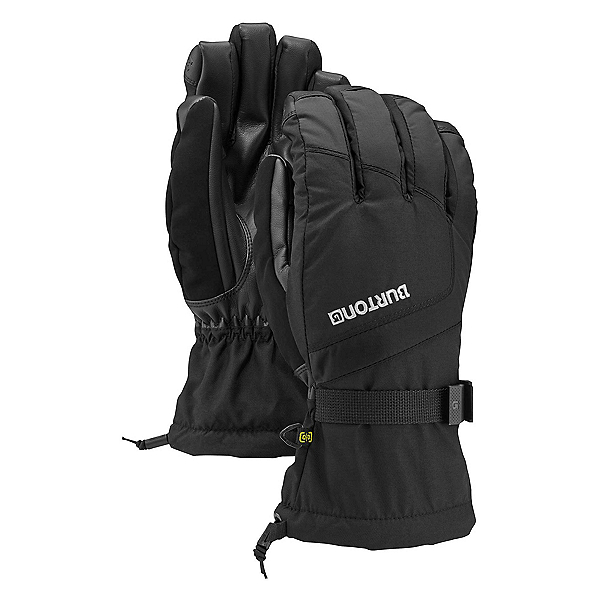 Burton Profile Gloves, True Black, 600