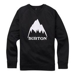 Burton Bonded Crew, True Black, 256