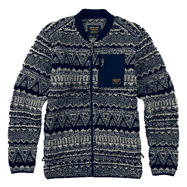 Burton Grove Full Zip Fleece Mens Sweater, , 600