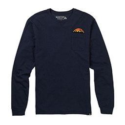 Burton Fowler Long Sleeve Mens Shirt, , 256