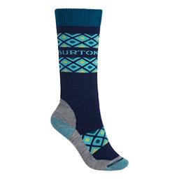 Burton Scout Girls Snowboard Socks, , 256