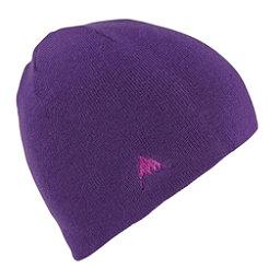 Burton Belle Reversible Kids Hat, Petunia-Grapeseed, 256