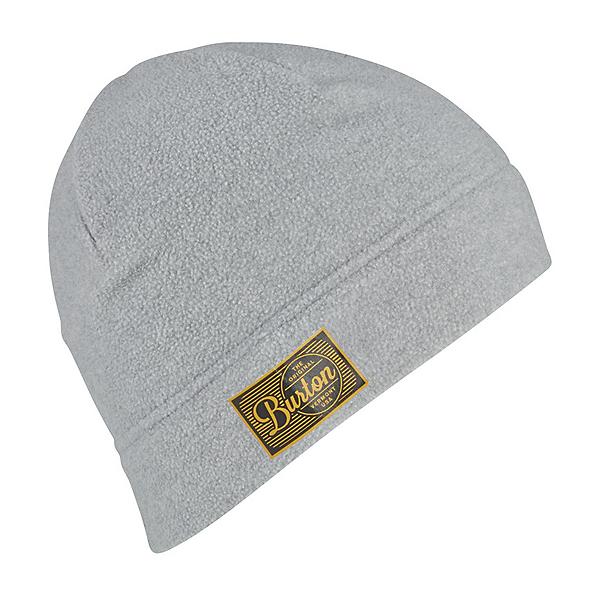 Burton Ember Fleece Beanie Hat, Monument Heather, 600