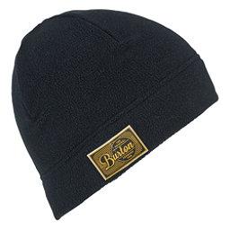 Burton Ember Fleece Beanie Hat, True Black, 256
