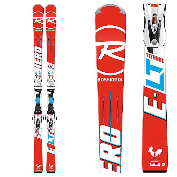 Rossignol Hero Elite LT Ti Race Skis with SPX 12 Konect Dual Bindings 2018, , 600