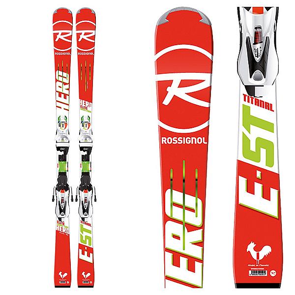 Rossignol Hero Elite ST Ti Race Skis with SPX 12 Konect Dual Bindings, , 600