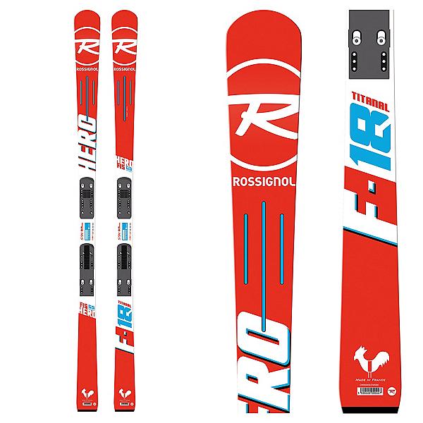 Rossignol Hero FIS GS Pro Junior Race Skis 2018, , 600
