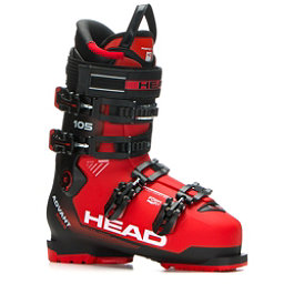 Head Advant Edge 105 Ski Boots, Red-Black, 256