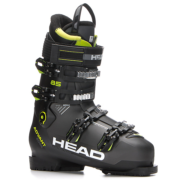 Head Advant Edge 85 Ski Boots 2018, Anthracite-Black, 600