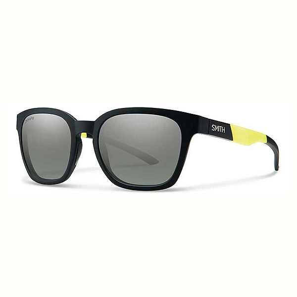 Smith Founder Slim Sunglasses, Matte Black Acid, 600