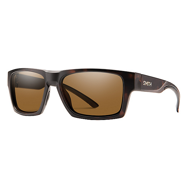 Smith Outlier 2 Sunglasses, Matte Tortoise-Chromapop Polar, 600