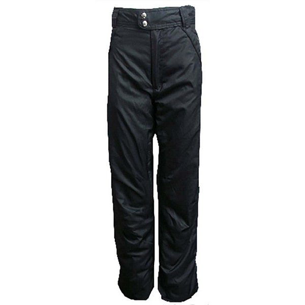 World Famous Sports Pull On Womens Ski Pants 2099, Black, 600