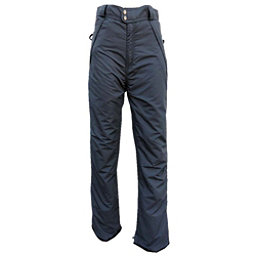 World Famous Sports Pull On Womens Ski Pants, Grey, 256