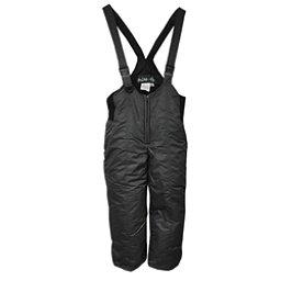 World Famous Sports Classic Bib Girls Ski Pants, , 256