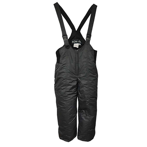 World Famous Sports Boys Classic Ski Bib Kids Ski Pants, , 600