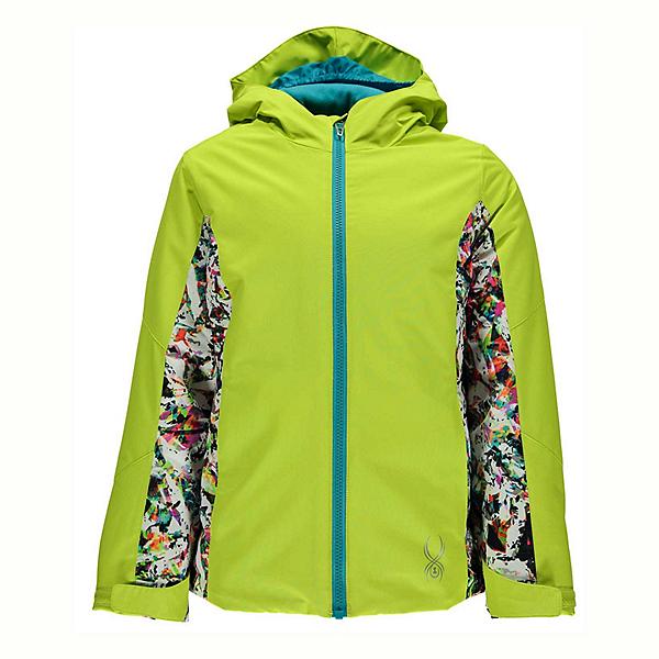 Spyder Charm Girls Ski Jacket, , 600