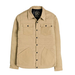 United By Blue Bison Snap Mens Jacket, Tan, 256