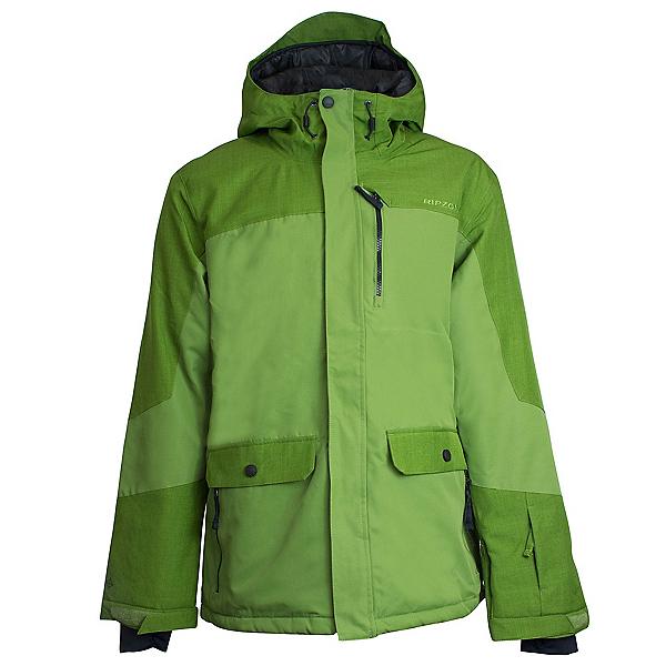 Ripzone Buckshot Mens Insulated Ski Jacket, Cedar Green, 600