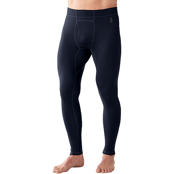 SmartWool Merino 250 Base Layer Mens Long Underwear Pants, Deep Navy, 600