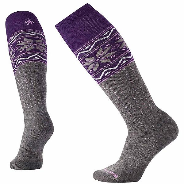 SmartWool PhD Slopestyle Medium Wenke Womens Ski Socks, , 600