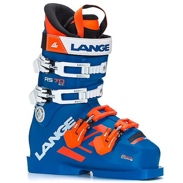 Lange RS 70 SC Junior Race Ski Boots 2019, , 600