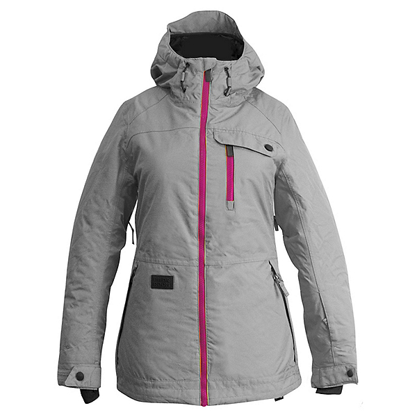 Ripzone Star Womens Insulated Ski Jacket, High Rise, 600