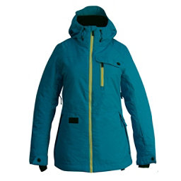 Ripzone Star Womens Insulated Ski Jacket, Colonial Blue, 256