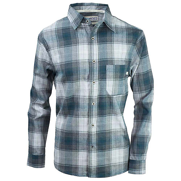 Purnell Reflection Performance Plaid Flannel Shirt, , 600