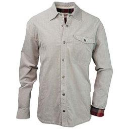 Purnell Corduroy Slate Mens Shirt, , 256