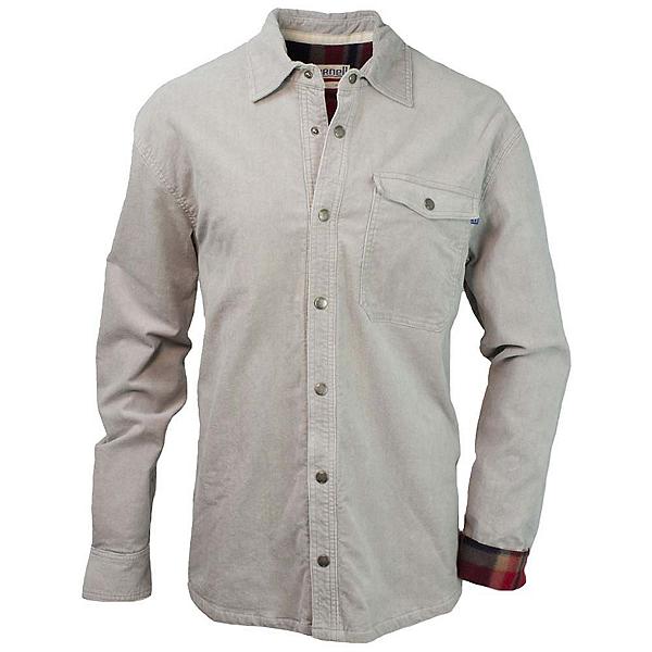 Purnell Corduroy Slate Mens Shirt, , 600
