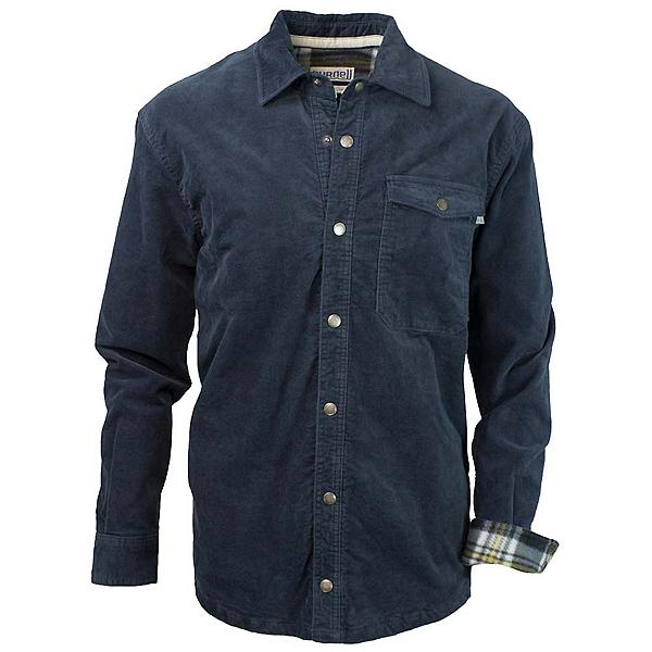 Purnell Indigo Mens Shirt, , 600