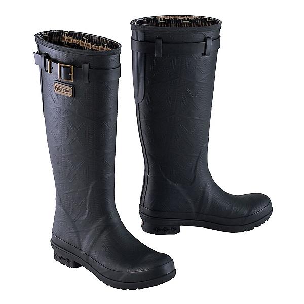 Pendleton Boot Heritage Embossed Solid Tall Rain Boots, , 600