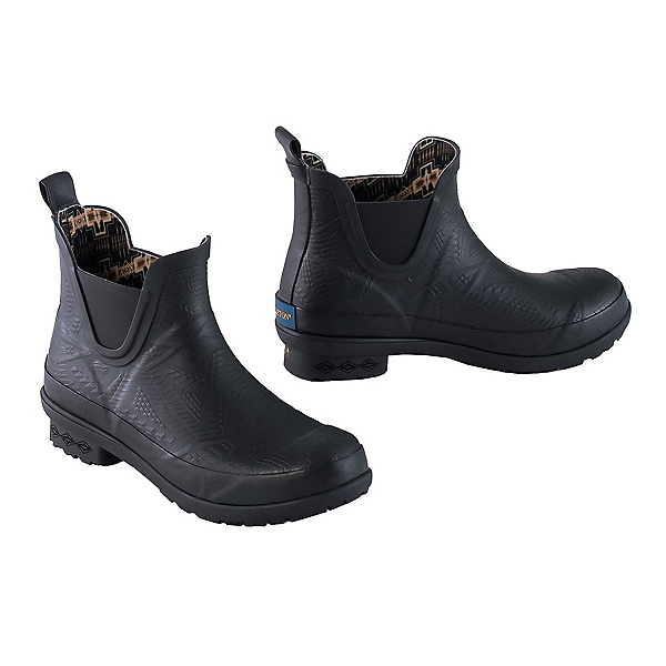Pendleton Boot Heritage Embossed Chelsea Rain Boots, , 600