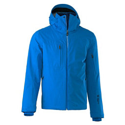 Mountain Force Hudson Mens Insulated Ski Jacket, Jacket Sky Blue-Medieval, 256