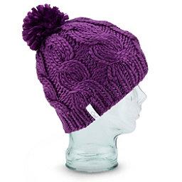 Coal The Rosa Womens Hat, Plum, 256