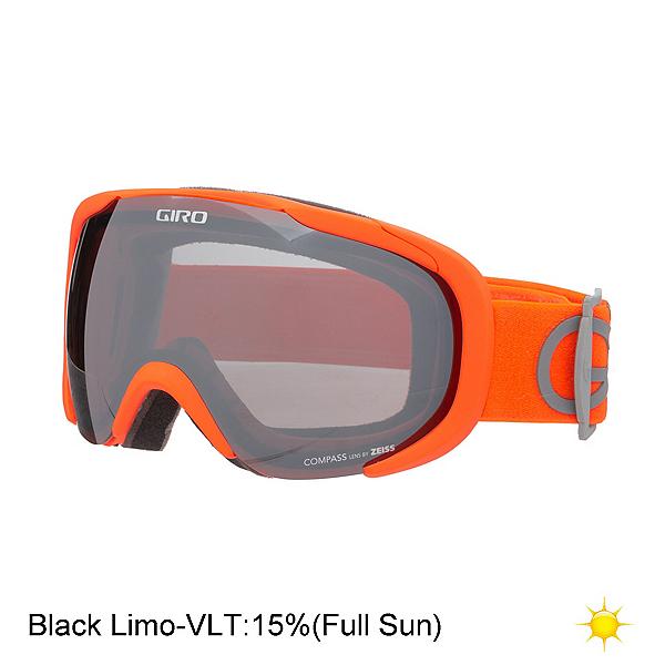 Giro Compass Goggles, Flash-Black Limo, 600