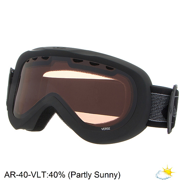 Giro Verse Goggles, Black Stripe-Ar40, 600