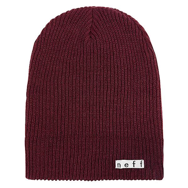 NEFF Daily Beanie Hat, Maroon, 600
