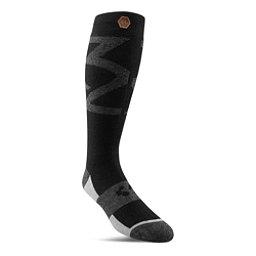 ThirtyTwo Lashed Snowboard Socks, Black, 256