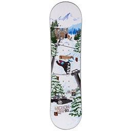 Flow Micron Mini Boys Snowboard, , 256