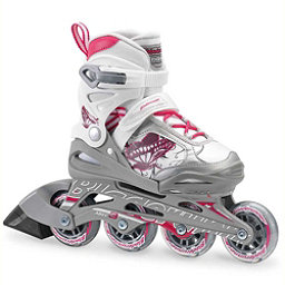 Bladerunner Phoenix Adjustable Girls Inline Skates 2018, , 256
