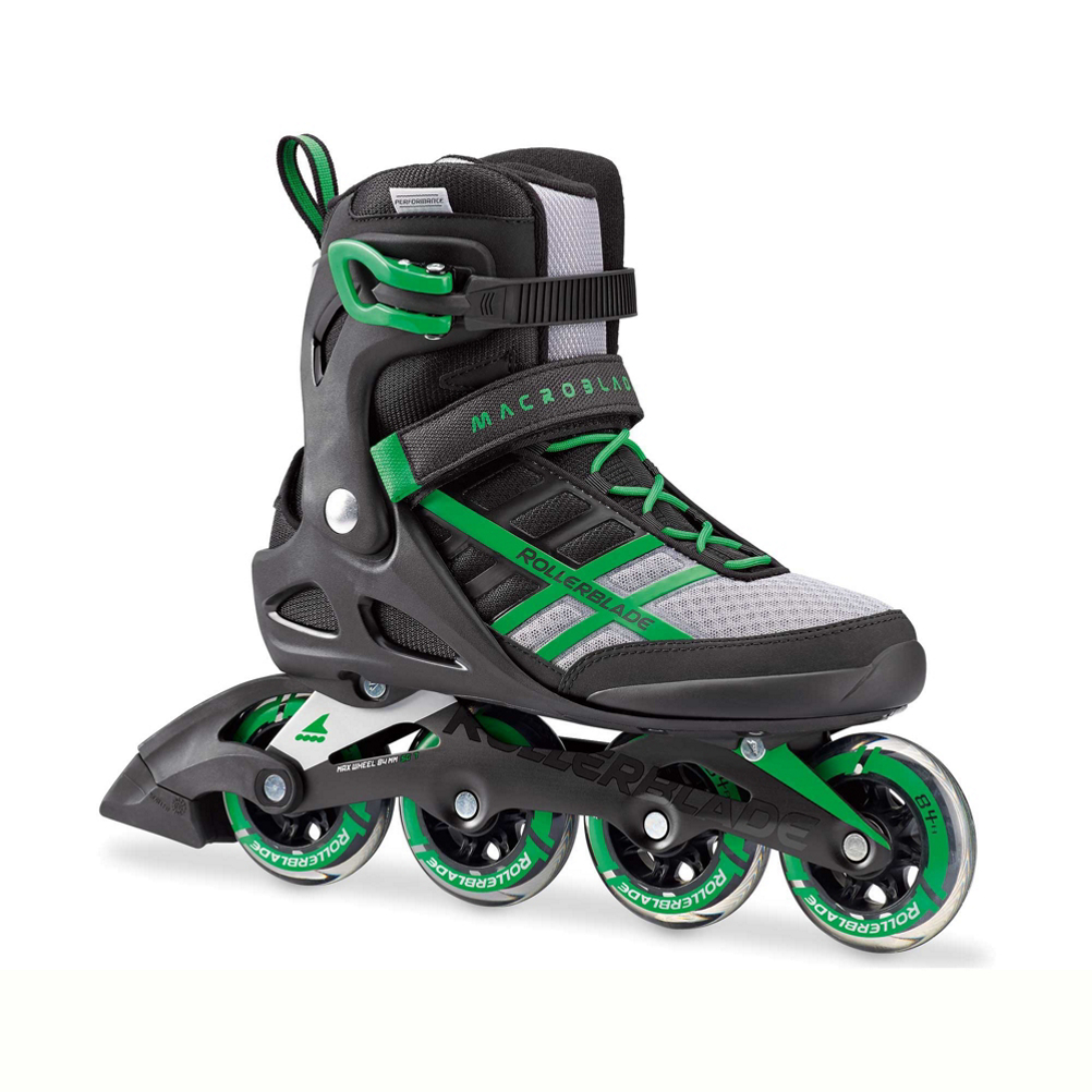 Rollerblade Macroblade 84 Inline Skates im test