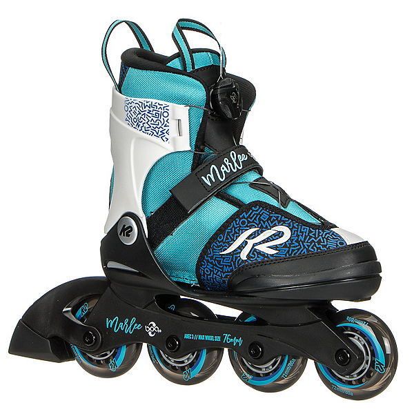 K2 Marlee Boa Adjustable Girls Inline Skates 2019, , 600