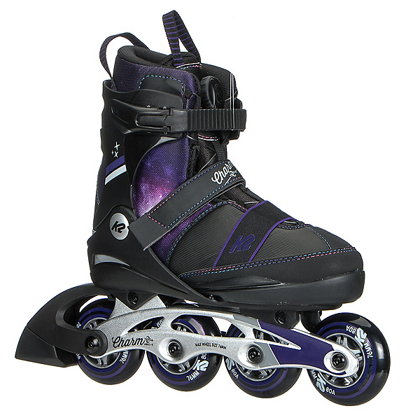 K2 Charm Boa ALU Adjustable Girls Inline Skates 2020, , 600