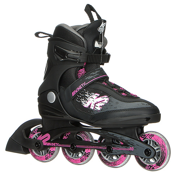 K2 Kinetic 80 Pro Womens Inline Skates 2018, , 600